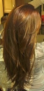 világos aranybarna haj