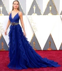 Brie-Larson Oscar 2016 Gucci