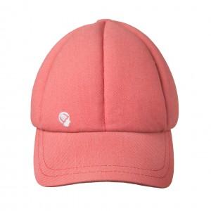 Baseball cap pet-front-roze